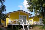 7 Lemon Minihaus am Meer. In den Dünen