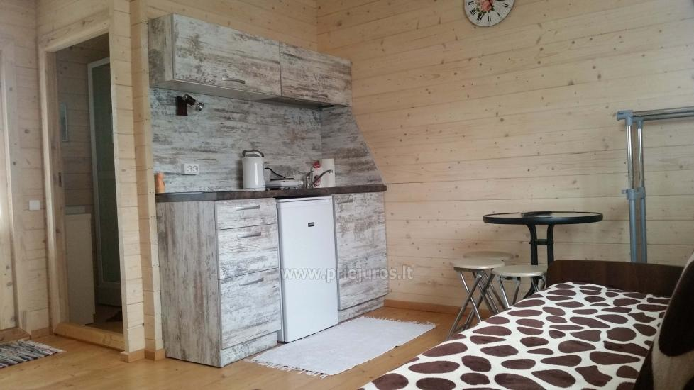 Smelio smiltys - Holiday houses for rent in Palanga (300 m. to the sea) - 29