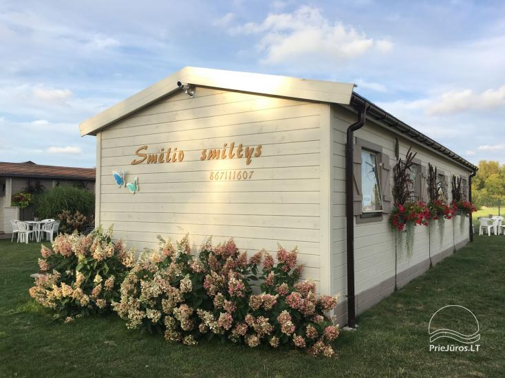Smelio smiltys - Holiday houses for rent in Palanga (300 m. to the sea) - 15