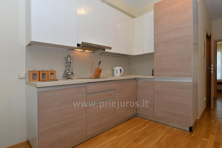 Two rooms apartment for rent in Pervalka - 11