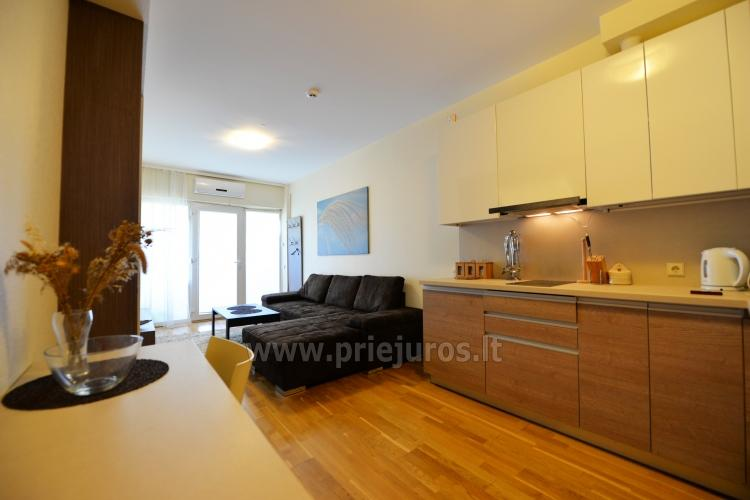 Two rooms apartment for rent in Pervalka - 9