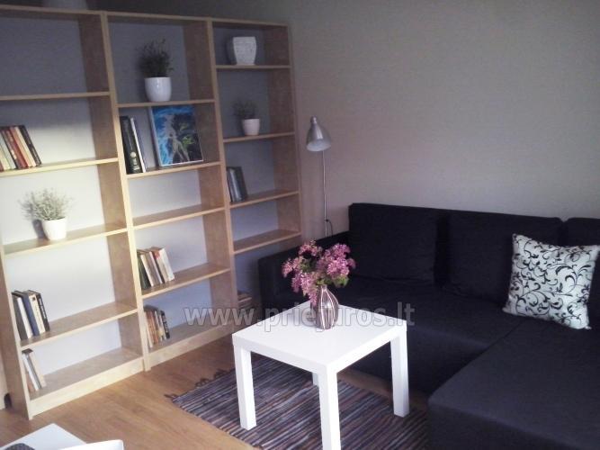 Quadruple scandinavian style apartment in Palanga - 6