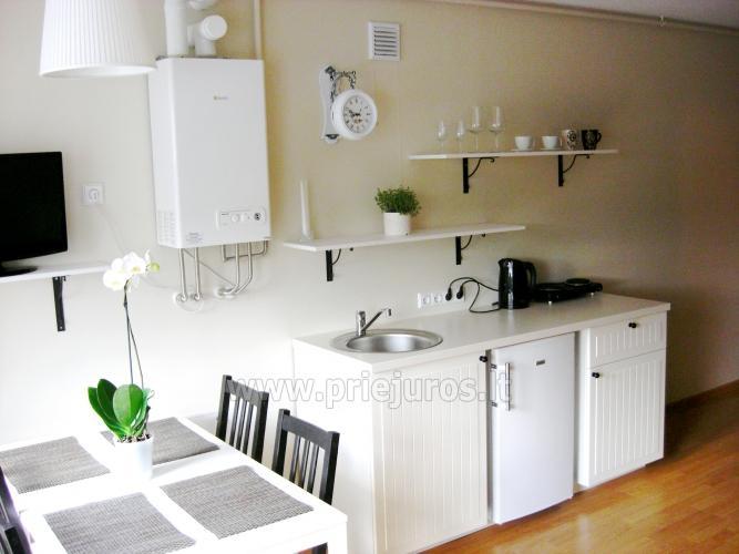 Quadruple scandinavian style apartment in Palanga - 9