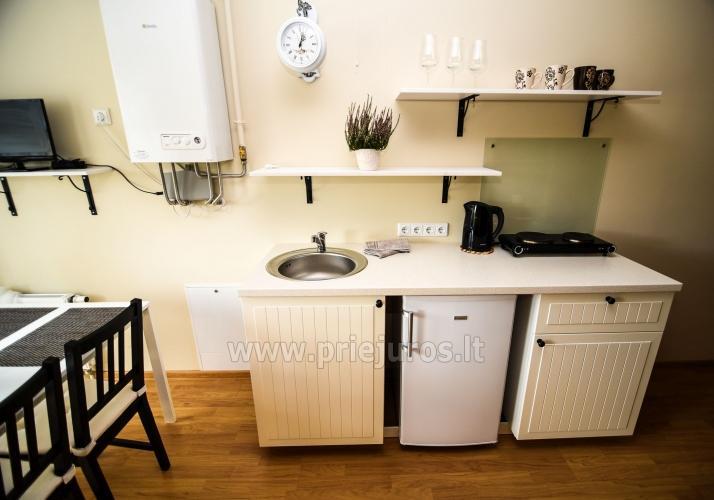Quadruple scandinavian style apartment in Palanga - 8