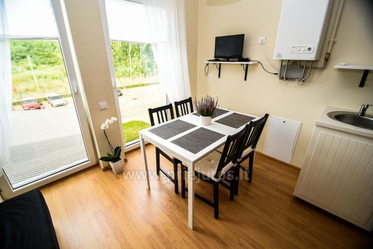 Quadruple scandinavian style apartment in Palanga - 2