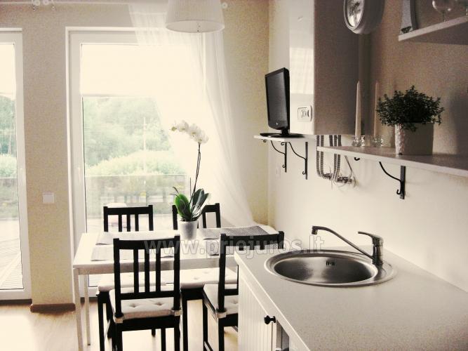 Quadruple scandinavian style apartment in Palanga - 1