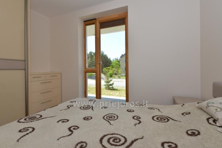 Two rooms apartments in Nida, Curonian Spit with terrace, swings for kids - 9