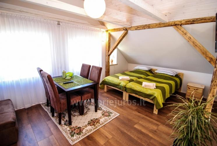 1 kambario butas poilsiui Melnragėje - 1