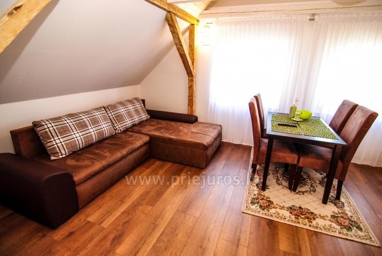 1 kambario butas poilsiui Melnragėje - 3