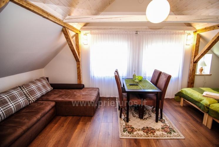 1 kambario butas poilsiui Melnragėje - 2