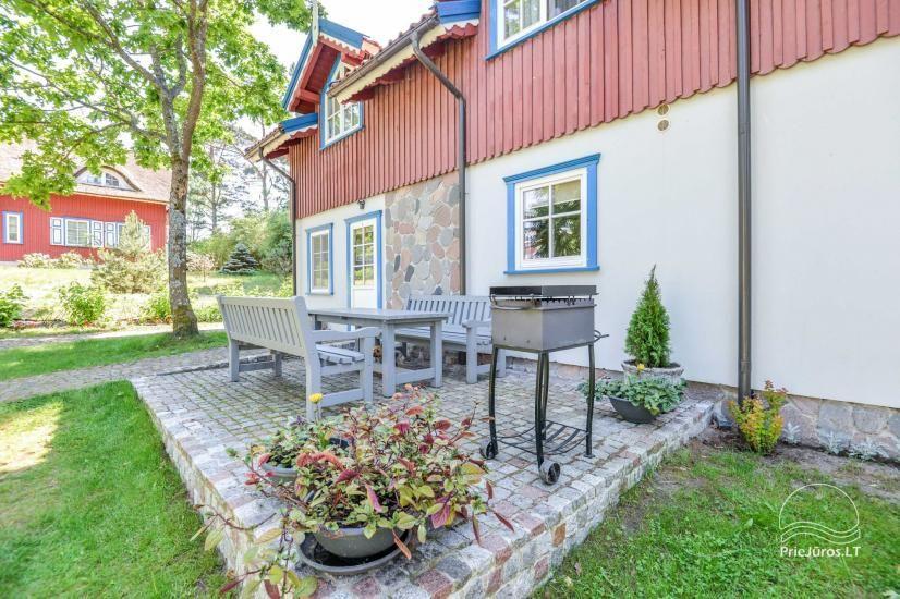 Villa Gėlių Vila - Zimmer und Ferienwohnung zur Miete in Nida - 1
