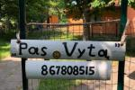 Holiday cottages Pas Vyta for rent in Melnragė