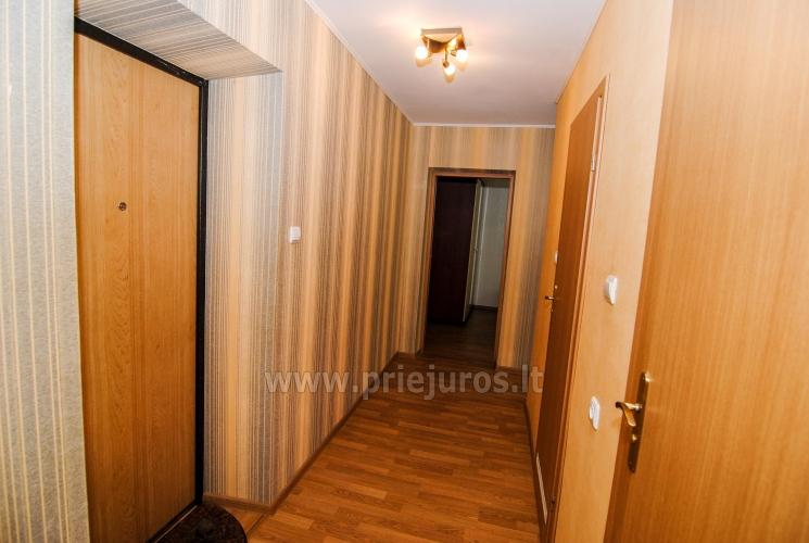 2 rooms apartment for rent in Sventoji (up to 8 persons). 200 meters to the sea - 12