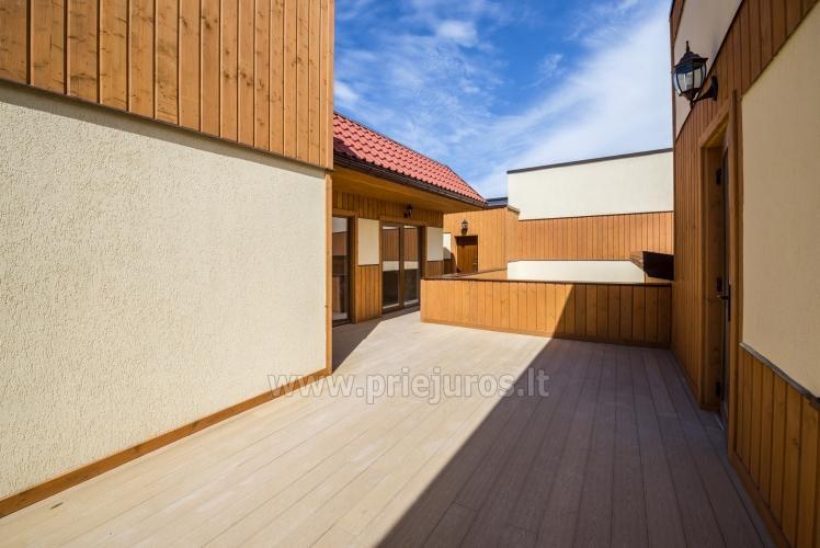 Dvivietis kambarys su terasa
