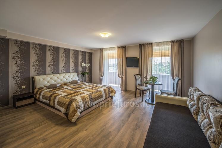 Luxury room with balcony