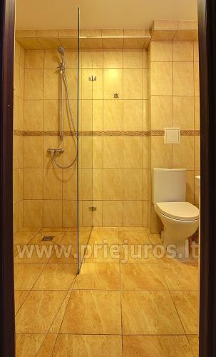 Shower, WC
