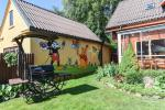 Villa Dalija - HOUSE FOR 2 FAMILIES, modern rooms for 3-4-5-6 persons with kitchens in the old town of Palanga 500 meters from the sea - 6