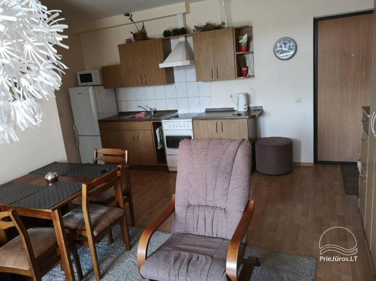 Jaukus 2 kambarių butas su balkonu prie Botanikos parko, 600m iki jūros - 2