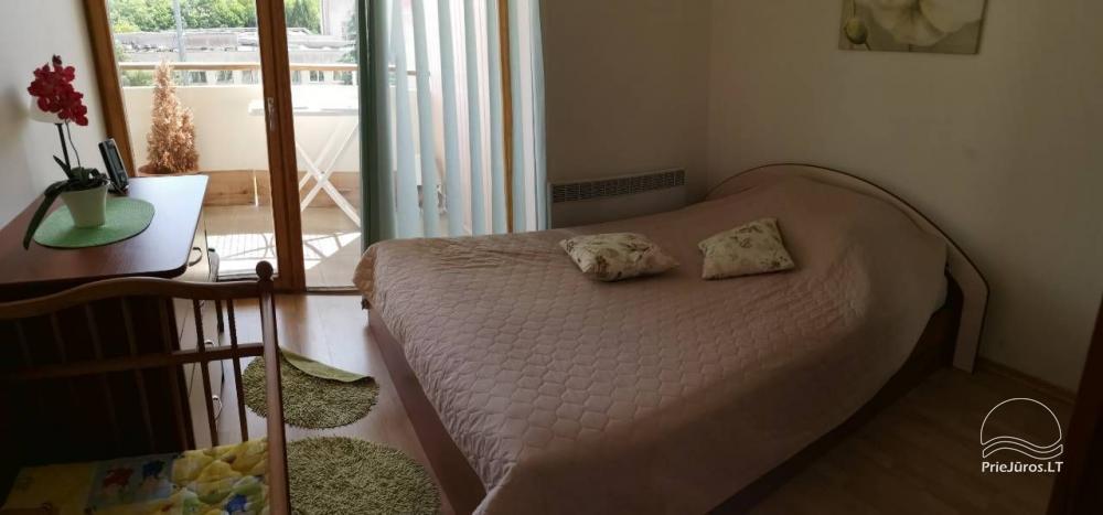 Jaukus 2 kambarių butas su balkonu prie Botanikos parko, 600m iki jūros - 5