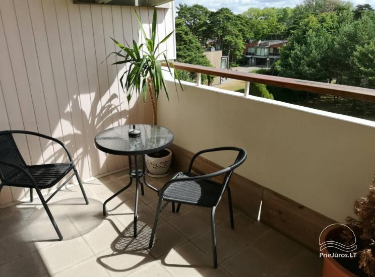 Jaukus 2 kambarių butas su balkonu prie Botanikos parko, 600m iki jūros - 8