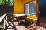 Ferienhäuser, Zimmer zur Miete in Sventoji Pas Genute - 2