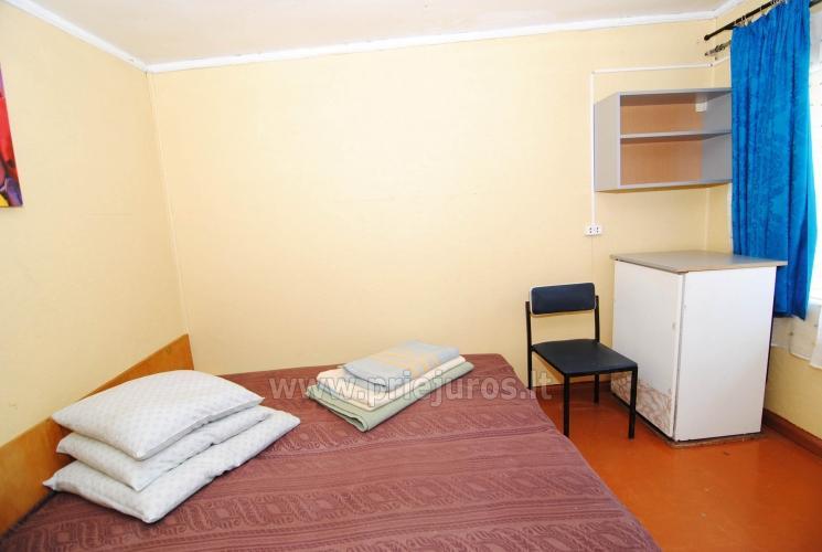 Namelių, kambarių nuoma Šventojoje Pas Genutę - 5