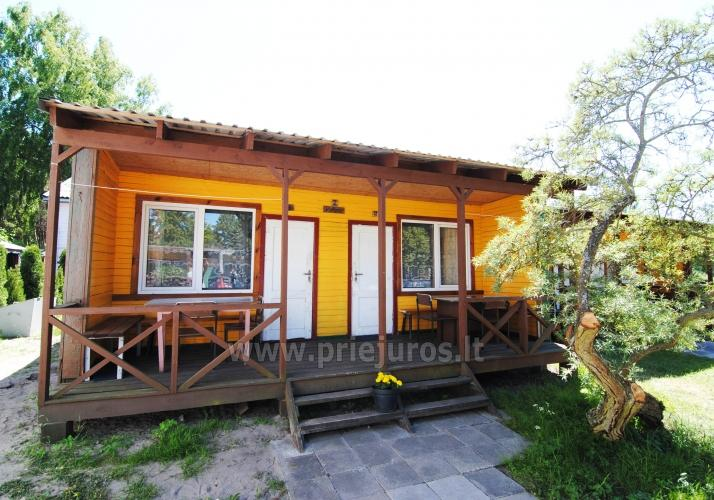 Holiday houses, rooms for rent in Sventoji Pas Genute - 1