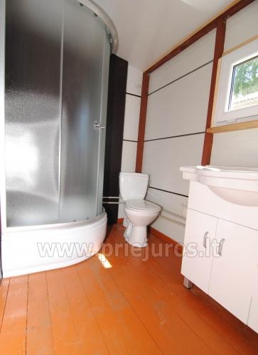Ferienhäuser, Zimmer zur Miete in Sventoji Pas Genute - 8