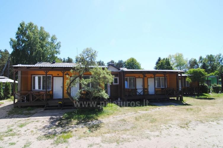Ferienhäuser, Zimmer zur Miete in Sventoji Pas Genute - 11