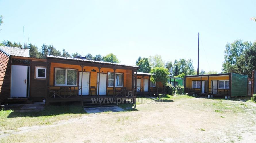 Ferienhäuser, Zimmer zur Miete in Sventoji Pas Genute - 12