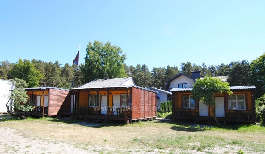 Ferienhäuser, Zimmer zur Miete in Sventoji Pas Genute - 13