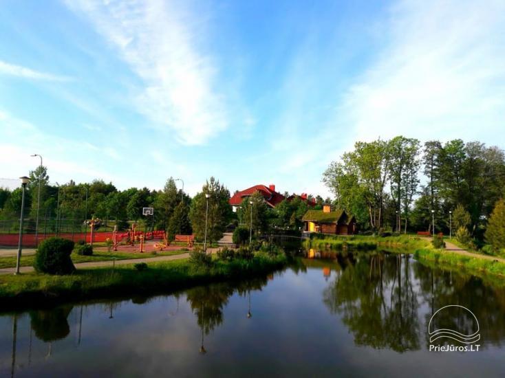 LINGIŲ SODYBA prie Klaipėdos - pobūvių salės šventėms, apgyvendinimas, pirčių kompleksas - 39