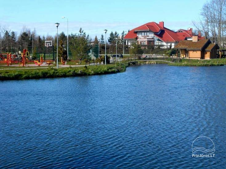 LINGIŲ SODYBA prie Klaipėdos - pobūvių salės šventėms, apgyvendinimas, pirčių kompleksas - 38