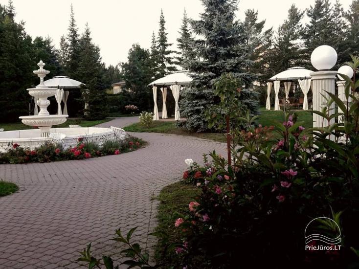 LINGIŲ SODYBA prie Klaipėdos - pobūvių salės šventėms, apgyvendinimas, pirčių kompleksas - 3
