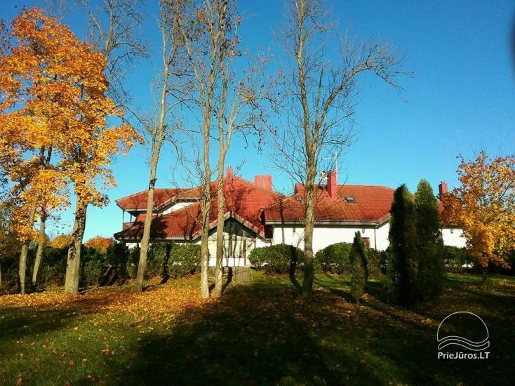 LINGIŲ SODYBA prie Klaipėdos - pobūvių salės šventėms, apgyvendinimas, pirčių kompleksas - 43