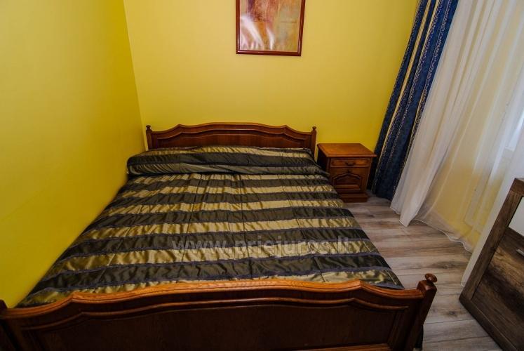 Apartamentai Šventojoje, Mėguvos g. 12A-104 - 12