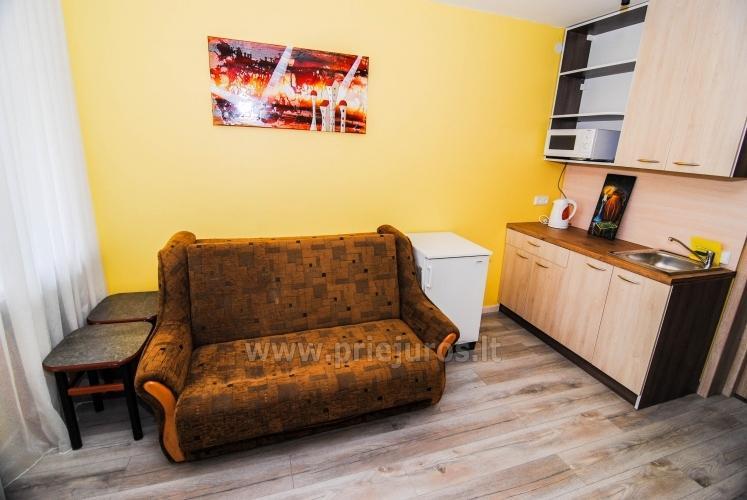Apartamentai Šventojoje, Mėguvos g. 12A-104 - 17