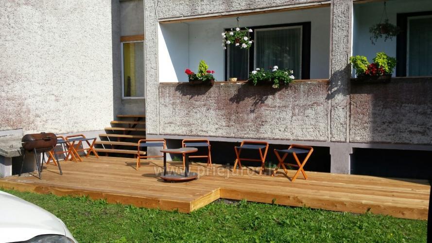 Apartamentai Šventojoje, Mėguvos g. 12A-104 - 22