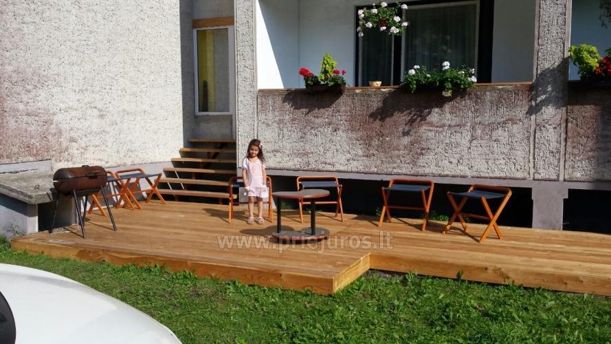 Apartamentai Šventojoje, Mėguvos g. 12A-104 - 24