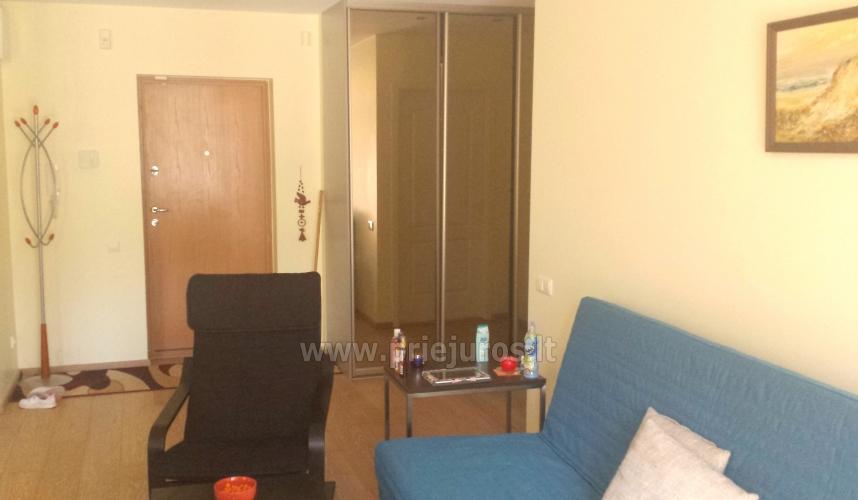 Mājīgs, jaunu dzīvokli (50 kv. m) īre Palangā - 5