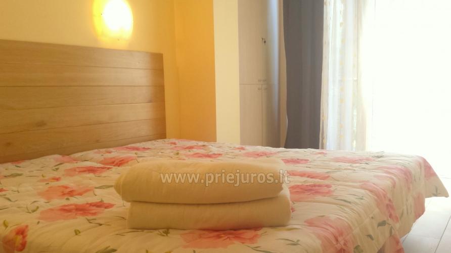 Mājīgs, jaunu dzīvokli (50 kv. m) īre Palangā - 1