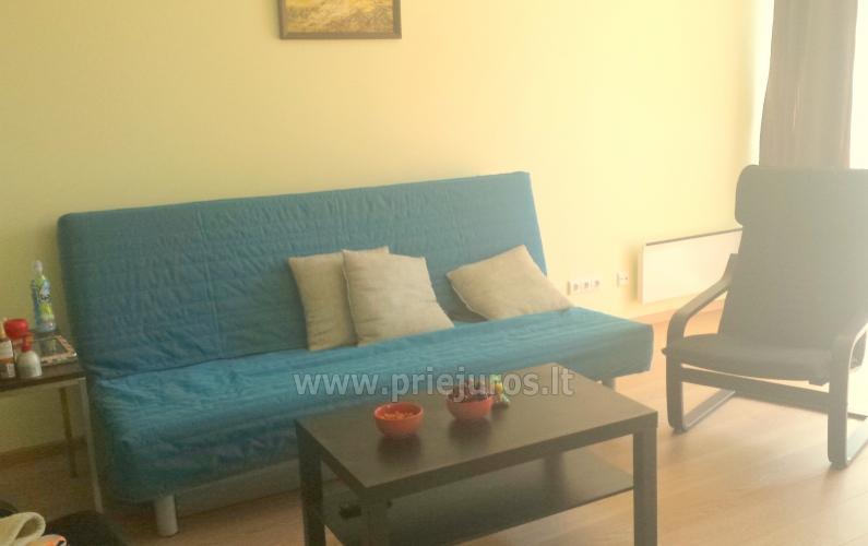 Mājīgs, jaunu dzīvokli (50 kv. m) īre Palangā - 6
