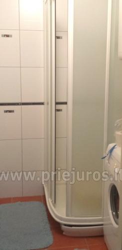 Mājīgs, jaunu dzīvokli (50 kv. m) īre Palangā - 3