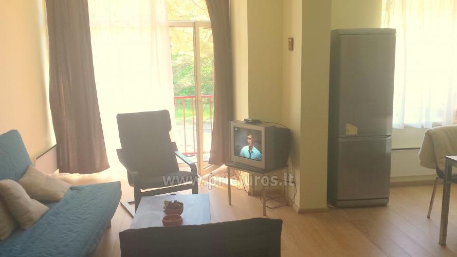 Mājīgs, jaunu dzīvokli (50 kv. m) īre Palangā - 7