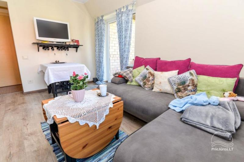 Kopu 3 apartments: two bedrooms apartment in the center of Nida