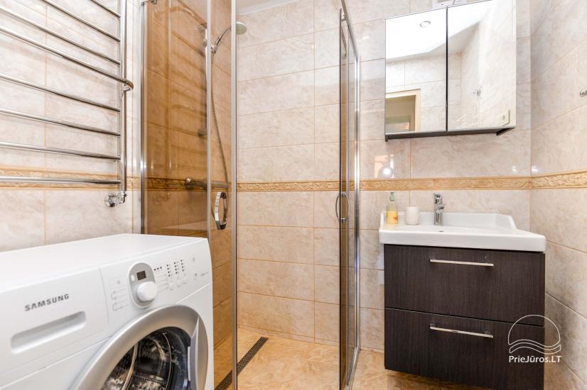 Kopu 3 Wohnungen: drei Zimmer-Wohnung im Zentrum von Nida - 13