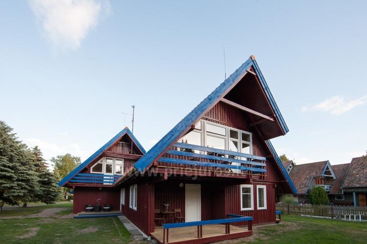 2015 m. pilnai rekonstruoti svečių namai PERVALKOS VETRUNGĖS - 2