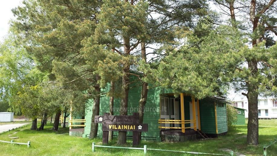 Rest house Vilainiai - 1