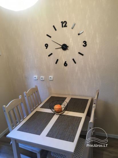 Zwei Zimmer Wohnung mit Terrasse in Kurische Nehrung - 9