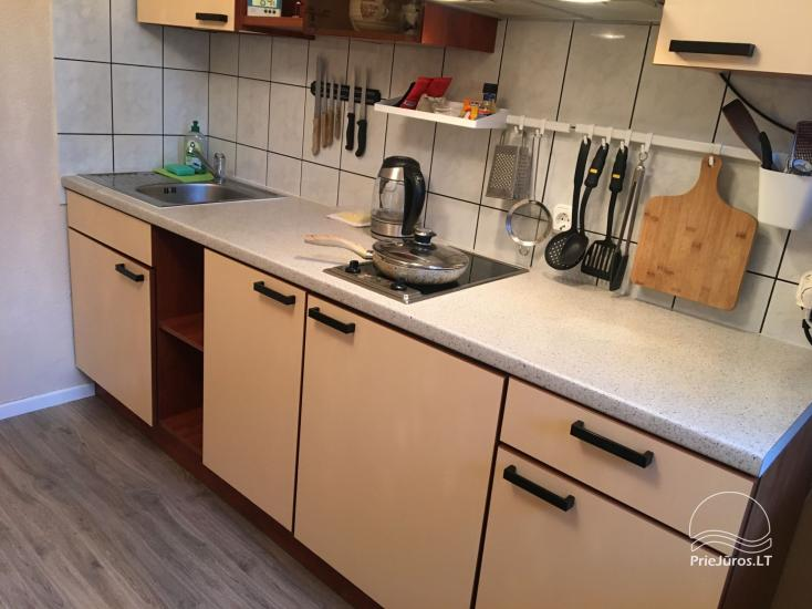 Zwei Zimmer Wohnung mit Terrasse in Kurische Nehrung - 10